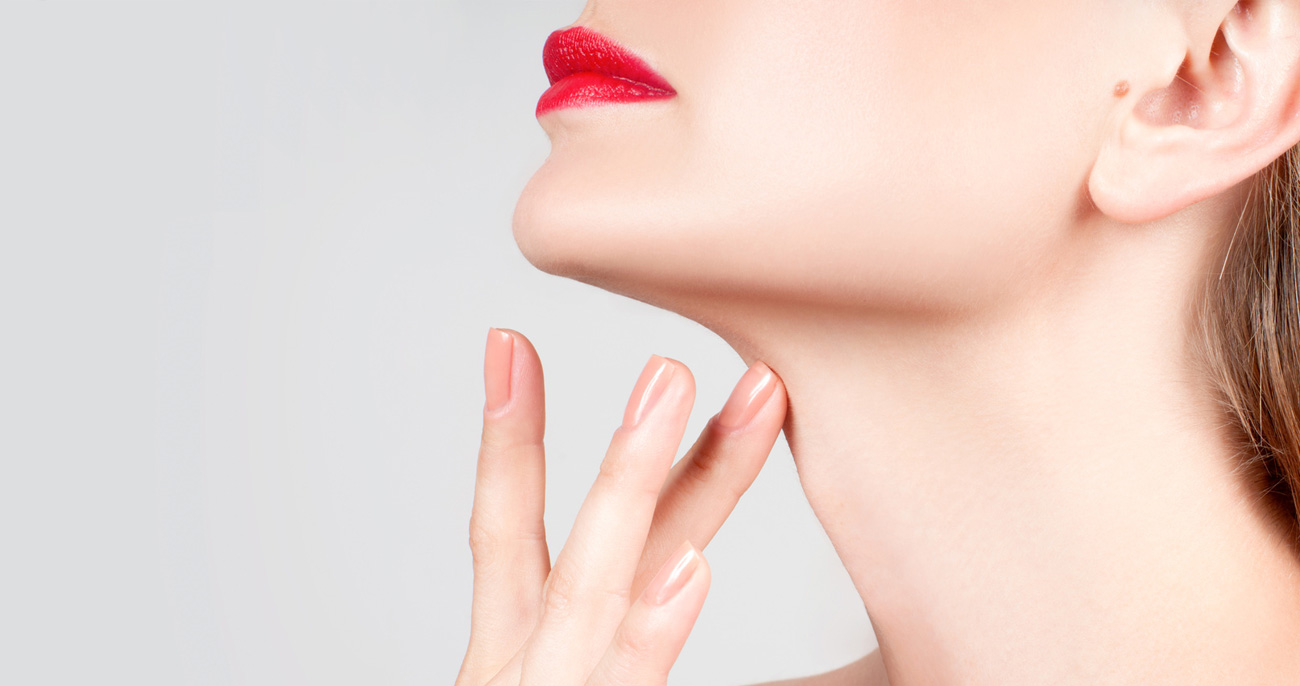 Neck Decolletage Treatment