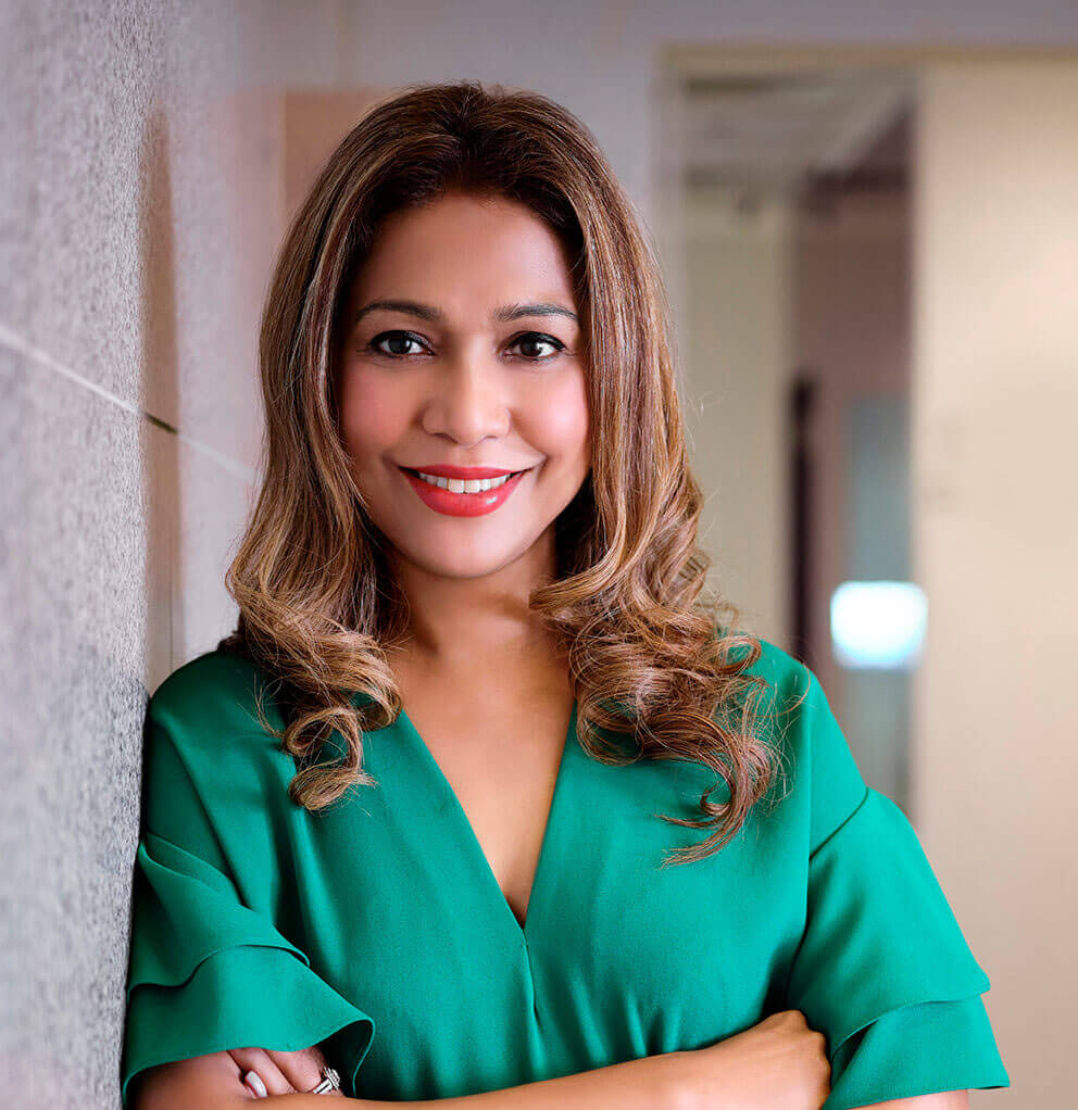 Aesthetic Doctor Singapore - Dr Komathy
