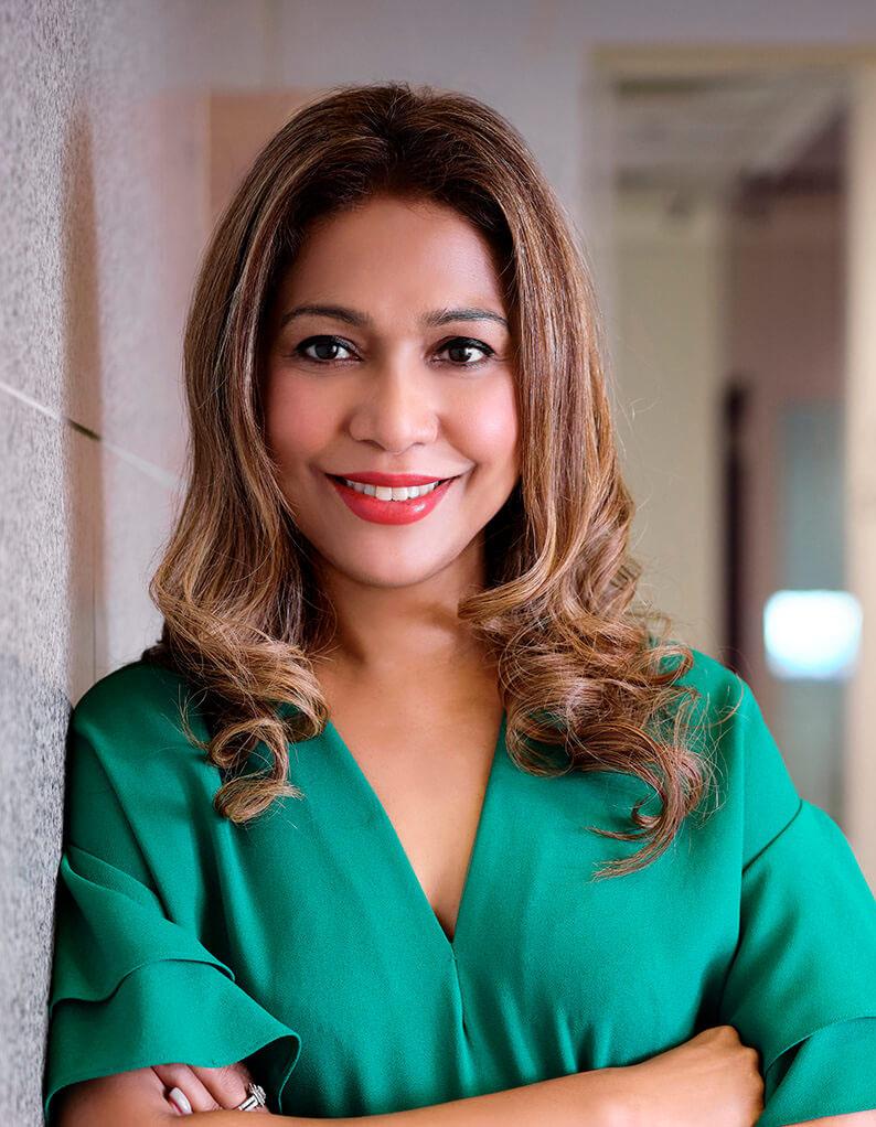 Dr Komathy - Aesthetic Dermatologist Singapore